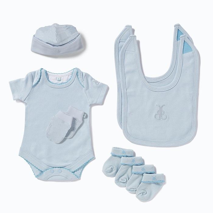 Zdjęcie Babyblooms Bukiet z Ubranek Blue 0-6m