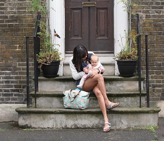 Zdjęcie Babymel Torba dla Mamy Evie Pastel Floral