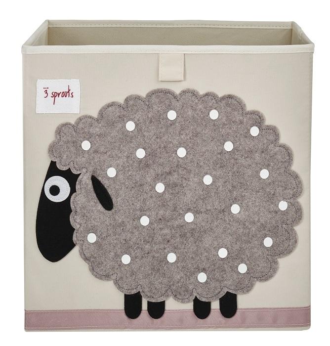Zdjęcie 3 Sprouts Pudełko na Zabawki Owca