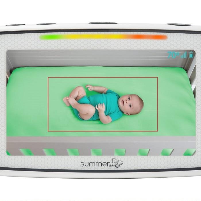 Zdjęcie Summer Infant Niania Cyfrowa Baby Pixel