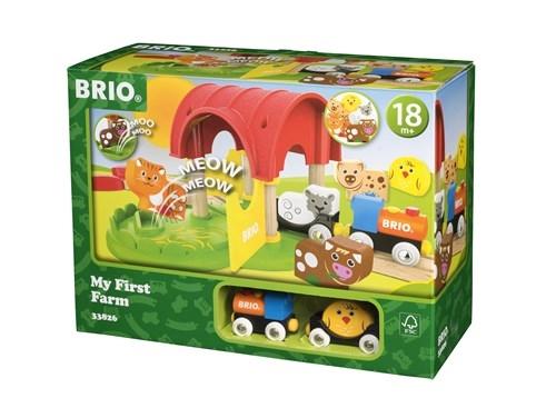 Zdjęcie BRIO Moja Pierwsza Farma z Dźwiękiem