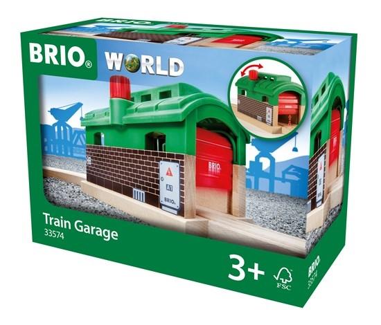 Zdjęcie BRIO World Garaż dla Lokomotywy