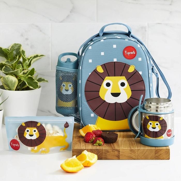 Zdjęcie 3 Sprouts Lunch Bag Dla Dzieci Lew