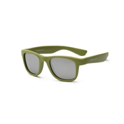 KOOLSUN Okulary WAVE Army Green 3-10 lat