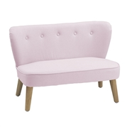 Kids Concept Sofa Light Pink