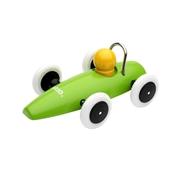 BRIO Samochodzik Drewniany Wyścigówka Z