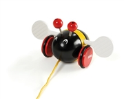 BRIO Zabawka do Ciągnięcia Bumblebee