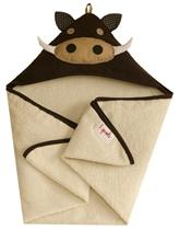 3 Sprouts Ręcznik Z Kapturem Guziec