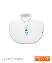 Stokke ® Poncho Kąpielowe Silhouette Blue
