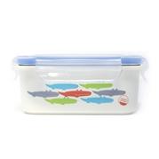 Innobaby Lunchbox Stalowy Aligator Blue