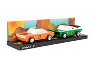 Candylab Drewniany Samochód Desert Race