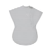 SwaddleMe Śpiwór Etap 4 S Grey Stripe
