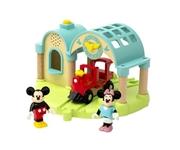 BRIO Stacja Myszki Miki z Opcją Nagrywania