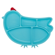 Innobaby Talerzyk z Przyssawką Chicken Blu