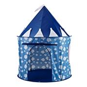 Kids Concept Namiot Niebieski w Chmurki