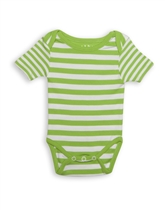 Juddlies Body Greenery Stripe 12-18 m