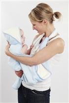 Cuddledry Baby Ręcznik Niebieski Ed. Limit