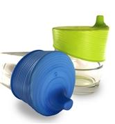Silikids Nakładki Silikonowe Blue/Lime
