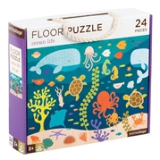 Petit Collage Puzzle Podłogowe Ocean