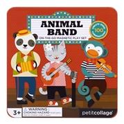 Petit Collage Magnetyczne Postacie Zwierzę