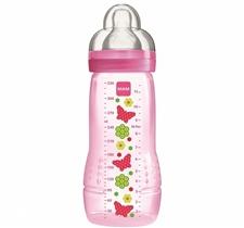 MAM Butelka Baby Bottle Pattern 330ml 4+