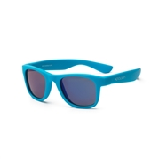KOOLSUN Okulary WAVE Neon Blue 3-10 lat