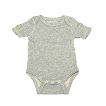 Juddlies Body Light Grey Fleck 3-6 m