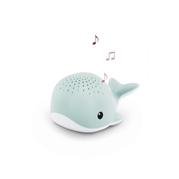 Zazu WALLY Projektor Wieloryb Blue