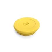 GoSili Wieczko Silikonowe na Kubek Yellow