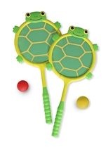 Melissa & Doug Zestaw Do Badmintona Żółwik