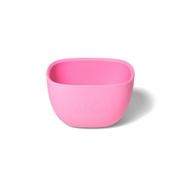 Avanchy La Petite Silikonowa Miseczka dla Dziecka 4m+ Pink