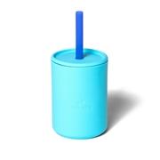 Avanchy La Petite Silikonowy Kubeczek dla Dziecka 6m+ Blue