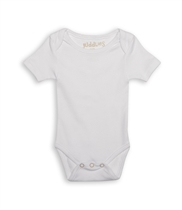 Juddlies Body Everyday White 12-18 m