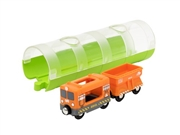BRIO World Pociąg Towarowy z Tunelem