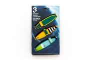 Candylab Drewniane Deski Surfing Surf Pack