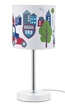 Kids Concept Lampka Stojąca Samochody