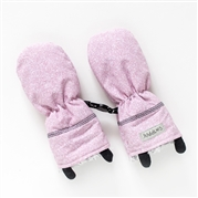 Juddlies Rękawiczki Salt& Pepper Pink 0-6m