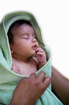 Close Parent Ręcznik Bambusowy Zielony