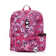 Zip & Zoe Plecak Midi Floral Pink 3+