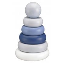 Kids Concept Wieża Drewniana Niebieska