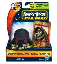 Star Wars Angry Birds Figurka Darth Vader
