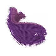 Innobaby Myjka Silikonowa Rybka Purple
