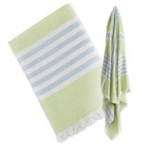 Lulujo Ręcznik Turecki 3w1 Zielony