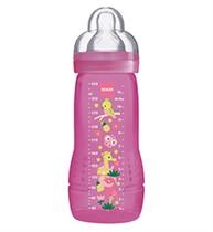 MAM Butelka Baby Bottle JUNGLE 330ml 4m+