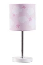 Kids Concept Lampka Stojąca Chmurki Różowe
