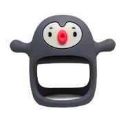 Smily Mia Gryzak Silikonowy Pingwin Buddy Grey