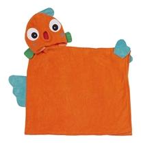 Zoocchini Ręcznik z Kapturem Rybka Sushi