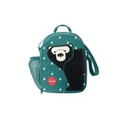 3 Sprouts Lunch Bag Dla Dzieci Miś
