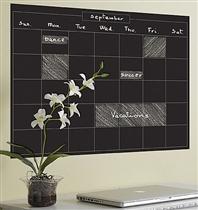 Wallies Tablica Kredowa Kalendarz Miesiąc