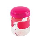 OXO Pojemnik na Przekąski Duży Pink 200 ml